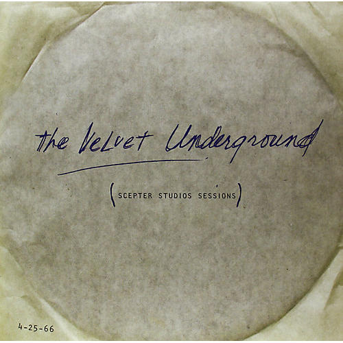Alliance The Velvet Underground - Scepter Studios Acetate