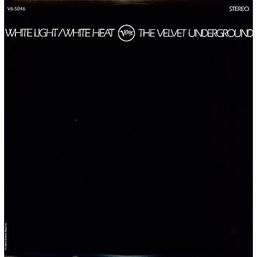Alliance The Velvet Underground - White Light / White Heat