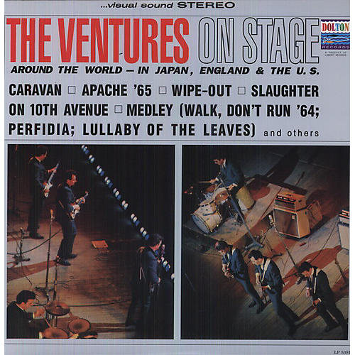 Alliance The Ventures - On Stage