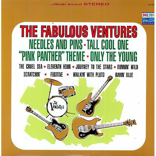 Alliance The Ventures - The Fabulous Ventures