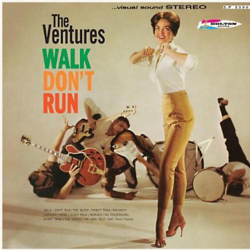 Alliance The Ventures - Walk, Don'T Run