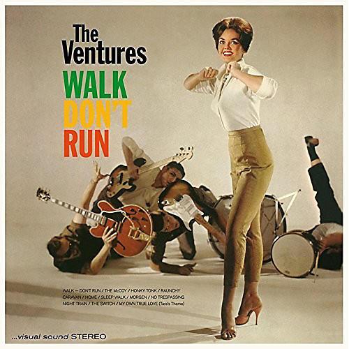 Alliance The Ventures - Walk Don't Run + 4 Bonus Tracks