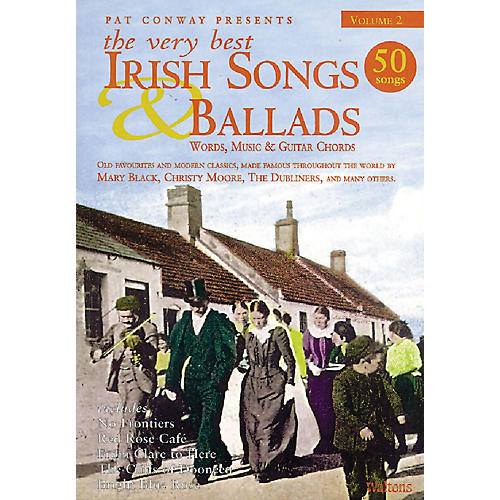 Waltons The Very Best Irish Songs & Ballads - Volume 2 Waltons Irish Music Books Series Softcover