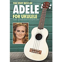 Hal Leonard The Very Best Of Adele For Ukulele