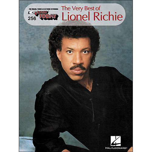 Hal Leonard The Very Best Of Lionel Richie E-Z Play 256