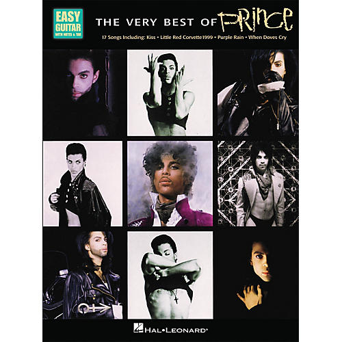 Hal Leonard The Very Best Of Prince - Easy Guitar with Tab