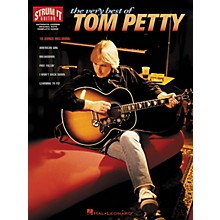 Hal Leonard The Very Best Of Tom Petty Guitar Tab Songbook