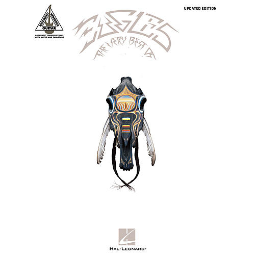 Hal Leonard The Very Best of Eagles - Updated Edition Guitar Tab Songbook