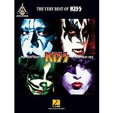 Hal Leonard The Very Best of KISS Guitar Tab Songbook