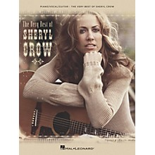 Hal Leonard The Very Best of Sheryl Crow Piano/Vocal/Guitar Songbook