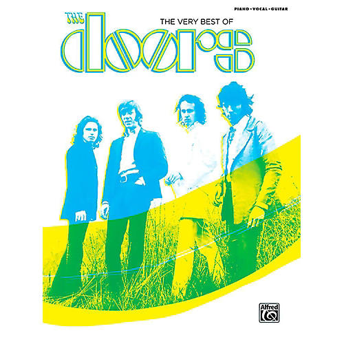 Alfred The Very Best of The Doors - Piano/Vocal/Guitar Songbook