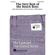 Hal Leonard The Very Best of the Beach Boys (Medley) 2-Part by The Beach Boys Arranged by Ed Lojeski