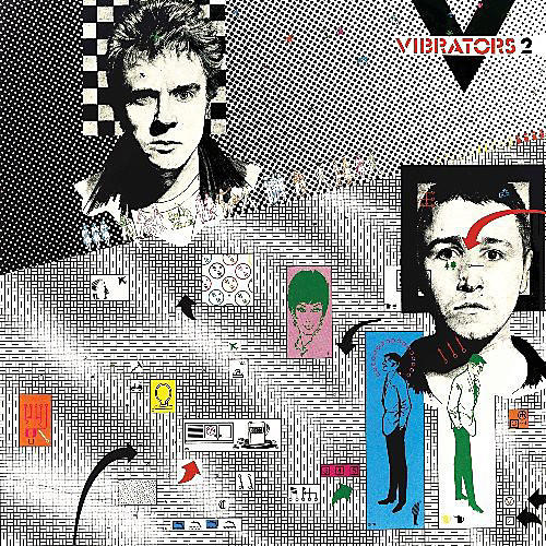 Alliance The Vibrators - V2