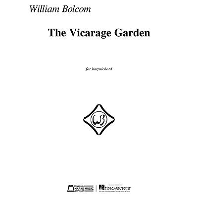 Edward B. Marks Music Company The Vicarage Garden (for Harpsichord) E.B. Marks Series Softcover