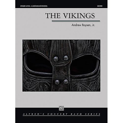 Alfred The Vikings Concert Band Grade 4 (Medium Advanced)
