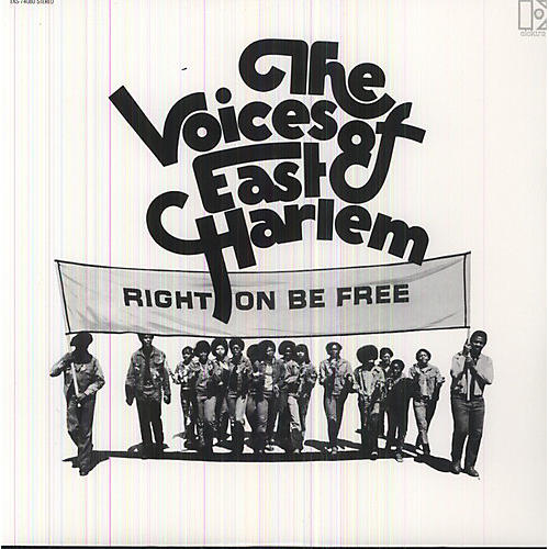 Alliance The Voices of East Harlem - Right On Be Free
