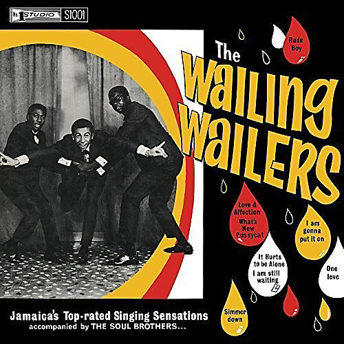 Alliance The Wailers - Wailing Wailers