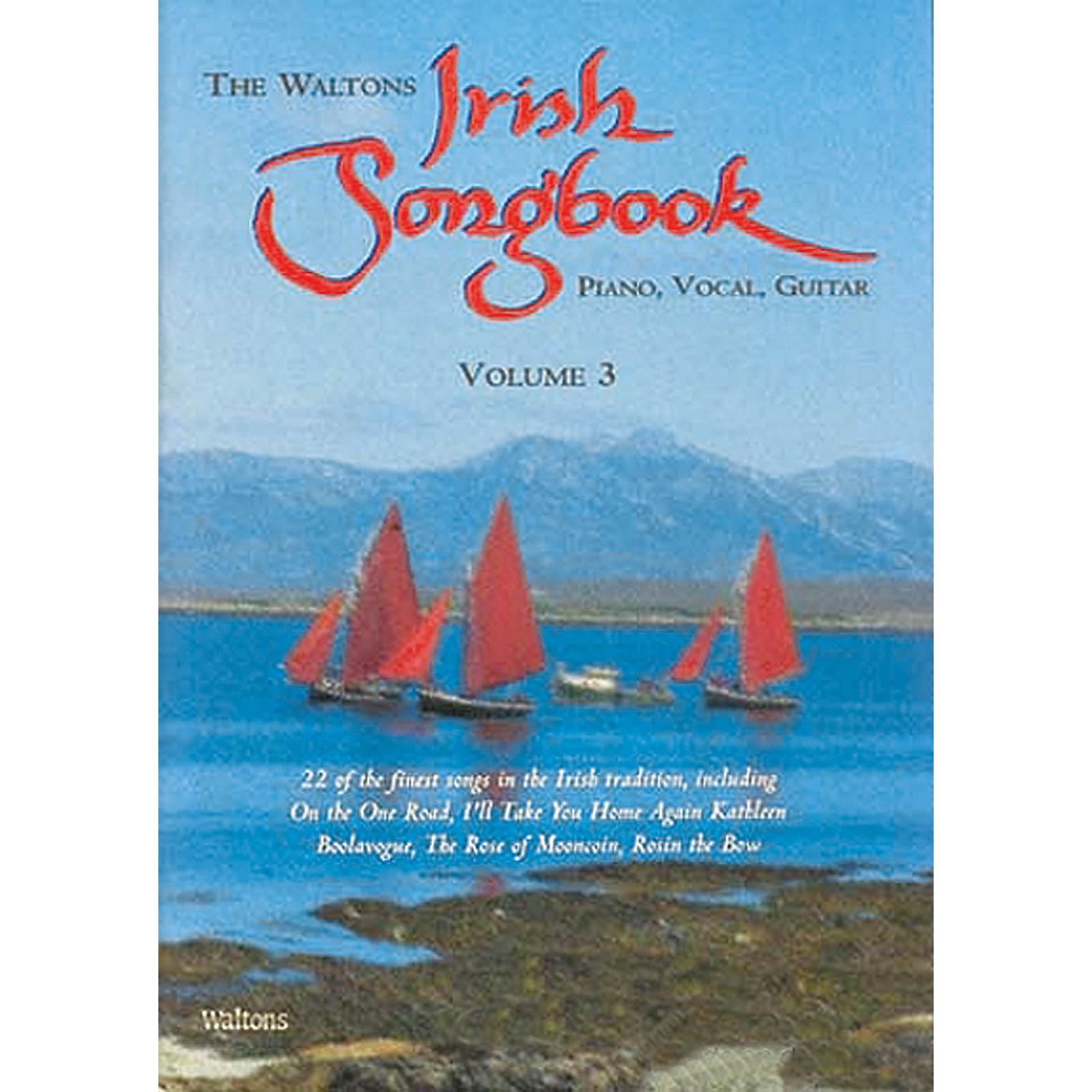 Waltons The Waltons Irish Songbook - Volume 3 Waltons Irish Music Books Series Softcover