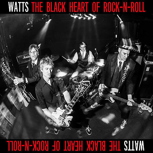 Alliance The Watts - Black Heart Of Rock N Roll