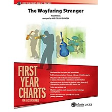 Alfred The Wayfaring Stranger Jazz Band Grade 1 Set