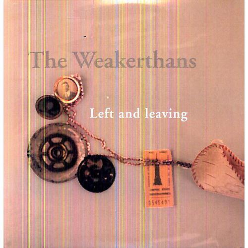 Alliance The Weakerthans - Left & Leaving