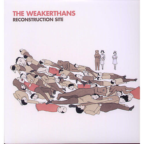 Alliance The Weakerthans - Reconstruction Site