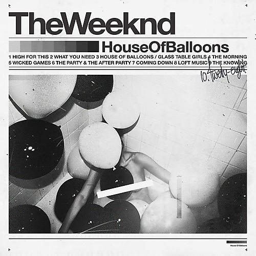 Alliance The Weeknd - House of Balloons