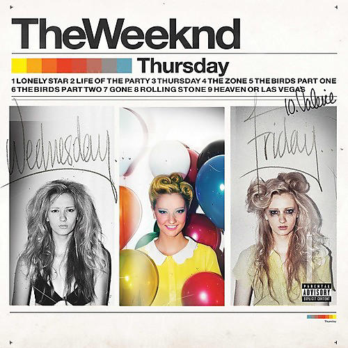 Alliance The Weeknd - Thursday