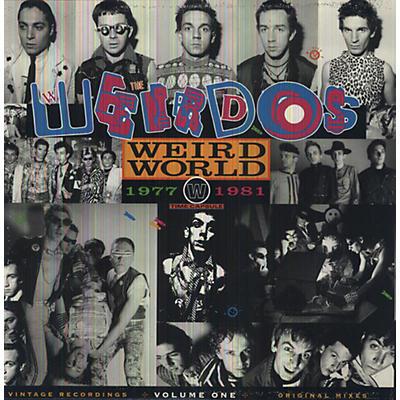 The Weirdos - Weird World 1