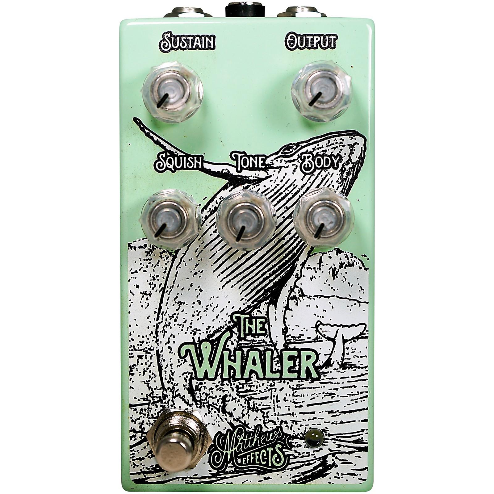 Matthews Effects The Whaler Fuzz Effects Pedal