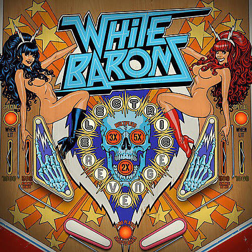 Alliance The White Barons - Electric Revenge