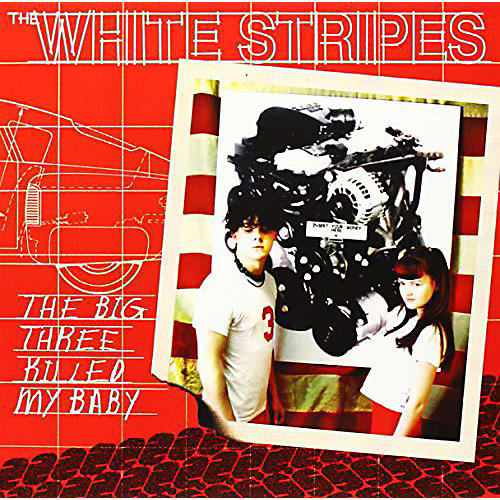 Alliance The White Stripes - Big Three Killed My Baby/Red Bowling Ball Ruth