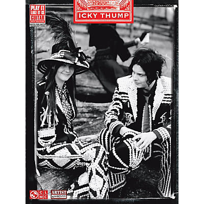 Cherry Lane The White Stripes - Icky Thump Guitar Tab Songbook