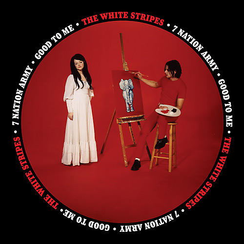 Alliance The White Stripes - Seven Nation Army / Good to Me