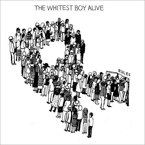 Alliance The Whitest Boy Alive - Rules