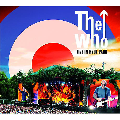 Alliance The Who - Live In Hyde Park [LP/DVD]