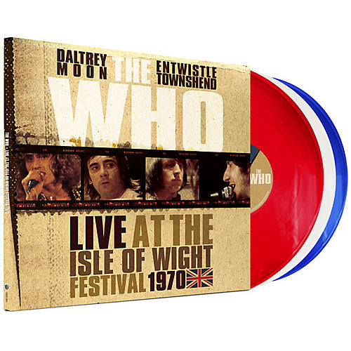 Alliance The Who - Live at the Isle of Wight Festival 1970