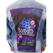 Dragonfly Clothing The Who - Madison Square Garden - Girls Denim Jacket