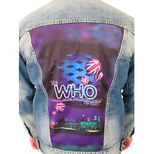 Dragonfly Clothing The Who - Madison Square Garden - Mens Denim Jacket