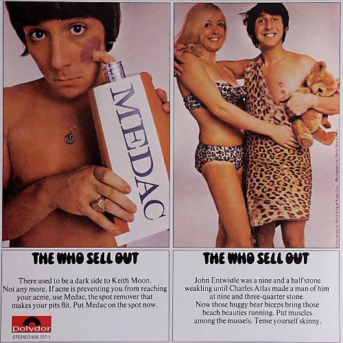 Alliance The Who - Sell Out