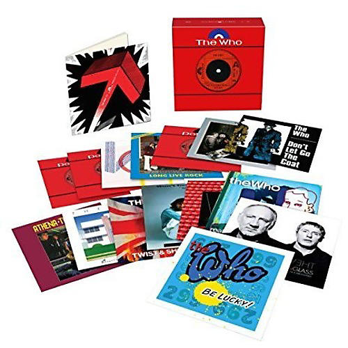 Alliance The Who - The Polydor Singles 1975-2015