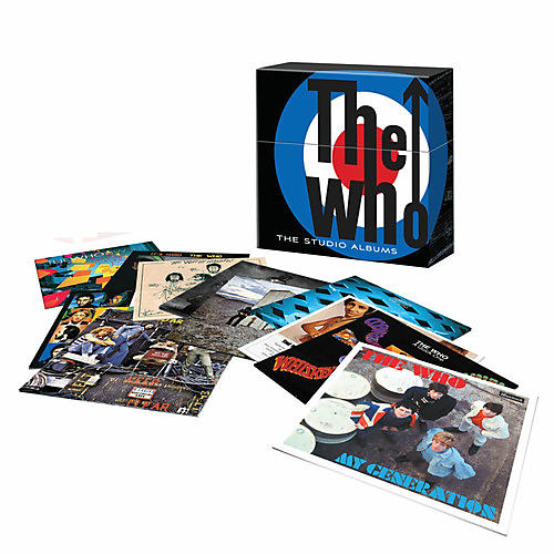 Alliance The Who - The Studio Albums [14 LP] [Box Set]