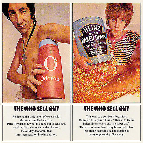 Alliance The Who - Who Sell Out