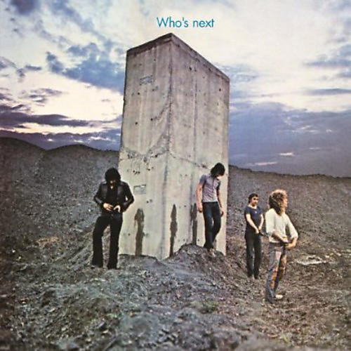 Alliance The Who - Who's Next
