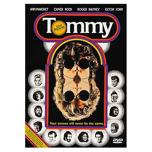 Music CD The Who: Tommy DVD