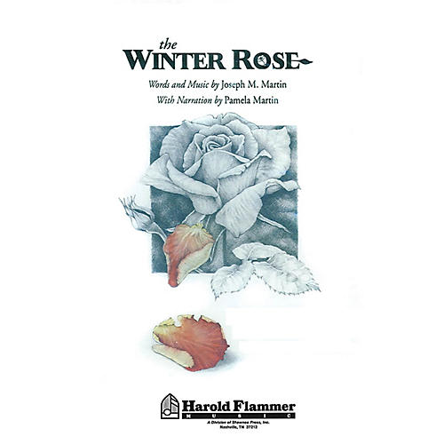 Shawnee Press The Winter Rose Studiotrax CD Composed by Joseph M. Martin