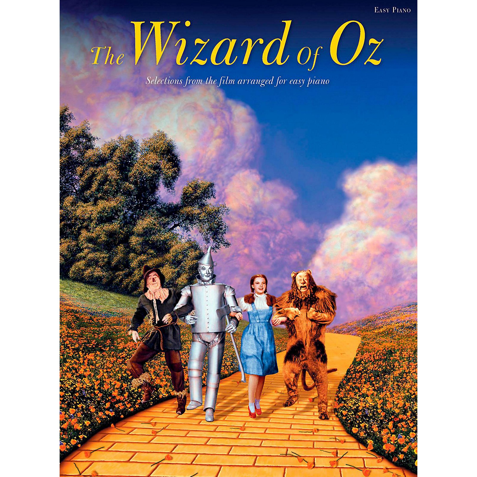 Music Sales The Wizard Of Oz for Easy Piano