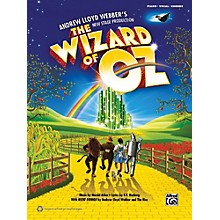 Alfred The Wizard of Oz: Selections from Andrew Lloyd Webber's New Stage Production P/V/C Book