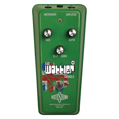 Rotosound The Wobbler Vintage Tremolo Guitar Effects Pedal