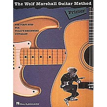 Hal Leonard The Wolf Marshall Guitar Method Primer Book